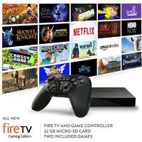 Amazon FIRETVGAME Fire TV Gaming Edition Streaming Media Player - FIRETVGAME - IN STOCK