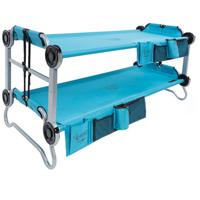 Disc-O-Bed Kid-O-Bunk 3 in 1 Mobile Sleep Bunk (Blue) - 30105BO - IN STOCK