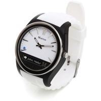 Martian Watches Notifier Watch (White)  - MN200WWW - IN STOCK
