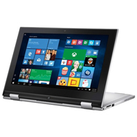 Dell 11.6″ 360 Touch Screen Laptop  - I30005099SLV - IN STOCK