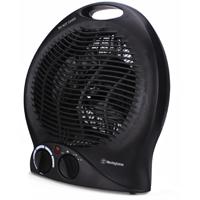Westinghouse 1500 Watt New Desk Top Heater - Black - WHD101B - IN STOCK