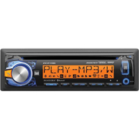 Dual In-Dash CD Receiver with Built-in Bluetooth� - DC515 - IN STOCK