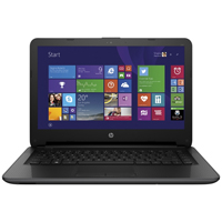 HP 14 in., AMD E1-6015, 2GB RAM, 500GB HDD, Windows 8.1 Notebook Computer - 14AF010NR - IN STOCK