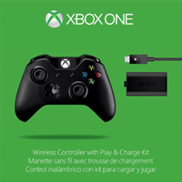 Microsoft Xbox One Wireless Controller and Play & Charge Kit - XBOXONECONT3 - IN STOCK