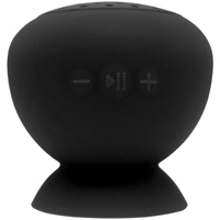 CRAIG Portable Suction Cup Speaker with Bluetooth Wireless Technology - Black - CMA3567 - IN STOCK