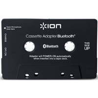 Ion Bluetooth Cassette Adapter - CASSETTEBT - IN STOCK