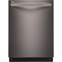 LG LDF7774BD Stainless Steel Tub Built-In Black Stainless Dishwasher - LDF7774BD - IN STOCK