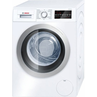 Bosch 500 Series WAT28401UC 2.2 Cu.Ft White Front Load Washer - WAT28401UC - IN STOCK