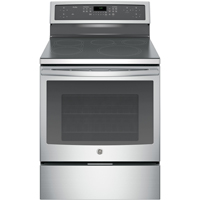 G.E. Profile PHB920SJSS 5.3 Cu.Ft. Stainless Induction Convection Electric Range - PHB920SJSS - IN STOCK