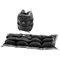 RBX 5 Lb Ankle Wrist Weights - Gray - RFA1902G - IN STOCK