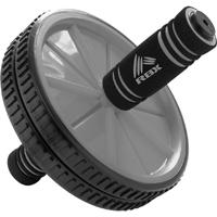 RBX Performance Training Ab Dual Wheel - Grey - RFA2352G - IN STOCK