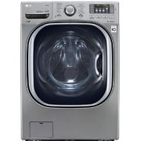 LG WM4270HVA 4.5 Cu.Ft Graphite Steel Steam Front Load Washer - WM4270HVA - IN STOCK