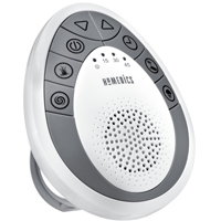 Homedics Sound Spa Mini Portable Sound Machine - SS1200 - IN STOCK