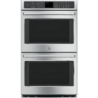 G.E. Caf� CT9550SHSS 30 in. Stainless Convection Double Wall Oven - CT9550SHSS - IN STOCK
