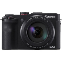 Canon PowerShot G3 X Digital Camera (Black) - G3 - IN STOCK