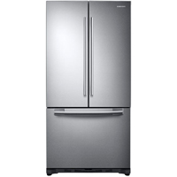 Samsung RF20HFENBSR 19.43 Cu.Ft. 33 in. Width Stainless French Door Refrigerator  - RF20HFENBSR - IN STOCK
