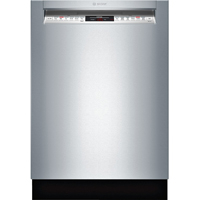 Bosch 800 Series SHE68TL5UC 44dB Stainless Tub 3rd RacK Stainless Dishwasher - SHE68TL5UC - IN STOCK