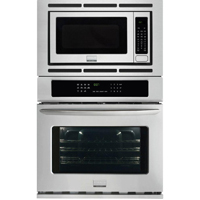 Frigidaire Gallery FGMC2765PF 27 in. Stainless Convection Wall Oven Microwave Combination - FGMC2765PF - IN STOCK