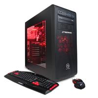 CYBERPOWERPC Gamer Xtreme Intel i5-6400 Processor, 8GB RAM, NVIDIA GTX 950 2GB, 1TB HDD, Windows 10 Desktop Computer - GXI9100 - IN STOCK