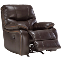 Ashley Signature Design Rocker Recliner, Pranas - Brindle Collection - 4790025 - IN STOCK