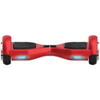 Hype Two Wheels Hoverboard W/ LED Lights - Red - HYRMRED - IN STOCK