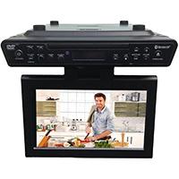 Sylvania SKCR2706 10.2 in. 720p Under Cabinet Kitchen LCD TV - SKCR2706 - IN STOCK