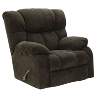 Catnapper Popson Chocolate Rocker Recliner - 45602198309 - IN STOCK