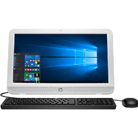 HP 19.5 in. Intel Celeron processor, 4GB RAM, 500GB HDD, Integrated Graphics, Windows 10 All-in-One Desktop Computer - Refurbished  - 20E014 - IN STOCK
