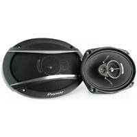 Pioneer 6x9 in. 3-Way TSA Series Coaxial Car Speakers - TSA6966 - IN STOCK