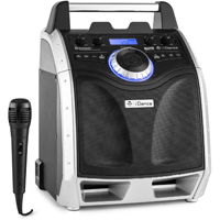 iDance Bluetooth Battery/AC Powered Speaker System - XD100 - IN STOCK