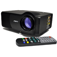 Favi RIOHDLED3 Portable LCD 120 in. Projector - RIOHDLED3 - IN STOCK