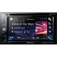 Pioneer DVD Receiver with 6.2 in. Display, Bluetooth�, Siri� Eyes - AVHX2800 - IN STOCK