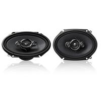 Pioneer 6 in.x8 in. 4-Way Car Speakers - TSA6886 - IN STOCK