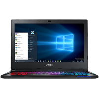 MSI 15.6 in. Ghost Pro-002 Intel Core i7 6700HQ, 16GB RAM, 1TB HDD/128GB SSD, NVIDIA GeForce GTX 970M Windows 10 4K Gaming Laptop - GS60PRO002 - IN STOCK