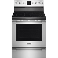 Frigidaire Professional FPEF3077QF Electric 6.1 Cu. Ft. 5 Element Freestanding Range - FPEF3077QF - IN STOCK