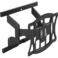 Suncraft Solutions 46 in. to 90 in. Samsung Curved TV Full Motion Mount - THXES5551FM - IN STOCK