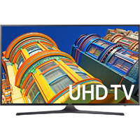 Samsung UN55KU6300 55 in. Smart 4K Ultra HD Motion Rate 120 LED UHDTV  - UN55KU6300FXZA / UN55KU6300 - IN STOCK