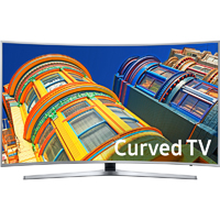 Samsung UN65KU6500 65 in. Smart 4K Ultra HD Motion Rate 120 Curved LED UHDTV - UN65KU6500FXZA / UN65KU6500 - IN STOCK