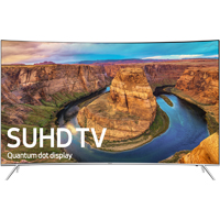 Samsung UN55KS8500 55 in. Smart 4K Ultra HD Motion Rate 240 Curved LED UHDTV - UN55KS8500FXZA / UN55KS8500 - IN STOCK