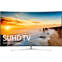 Samsung UN65KS9500 65 in. Smart 4K UHD Supreme Motion Rate 240 Curved LED UHDTV - UN65KS9500FXZA / UN65KS9500 - IN STOCK