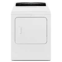Whirlpool Cabrio� WGD7000DW Gas 7.0 cu. ft. White High Efficiency Top Load Dryer - WGD7000DW - IN STOCK