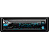 Kenwood CD Receiver with Built-in Bluetooth - KDC-BT565U / KDCBT565 - IN STOCK