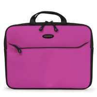 Mobile Edge SlipSuit 16 in. Purple Laptop Sleeve - MESS8-16 / MESS816 - IN STOCK