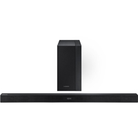 Samsung 2.1 Ch 300W Wireless SoundBar w/ Wireless Subwoofer - HW-K450 / HWK450 - IN STOCK