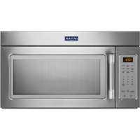 Maytag MMV1174DS 1.7 Cu. Ft. 1000W Stainless Over the Range Microwave - MMV1174DS - IN STOCK