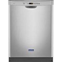Maytag MDB4949SDM Stainless Steel Tall Tub Top Control Stainless Dishwasher - MDB4949SDM - IN STOCK