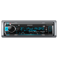 Kenwood Marine Digital Media Receiver with Built-in Bluetooth - KMR-M315BT / KMRM315 - IN STOCK