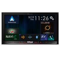 Pioneer In-Dash Navigation AV Receiver with 7� WVGA Capacitive Touchscreen Display - AVIC-8200NEX / AVIC8200 - IN STOCK