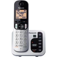 Panasonic DECT 6.0 Digital Cordless Answering System w/ 1 Handset - KX-TGC220S / KXTGC220 - IN STOCK