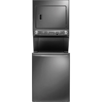 Frigidaire FFLE4033QT Electric Washer/Dryer High Efficiency Slate Laundry Center - FFLE4033QT - IN STOCK